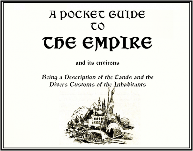 Pocket Guide to the Empire at Skyrim Special Edition Nexus