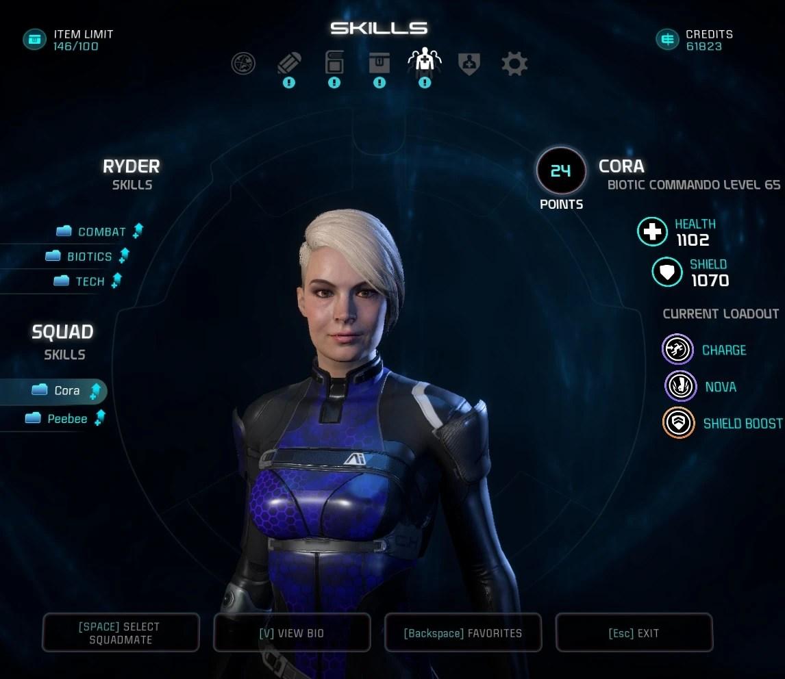 Harper Commando Skin at Mass Effect Andromeda Nexus - Mods and Community