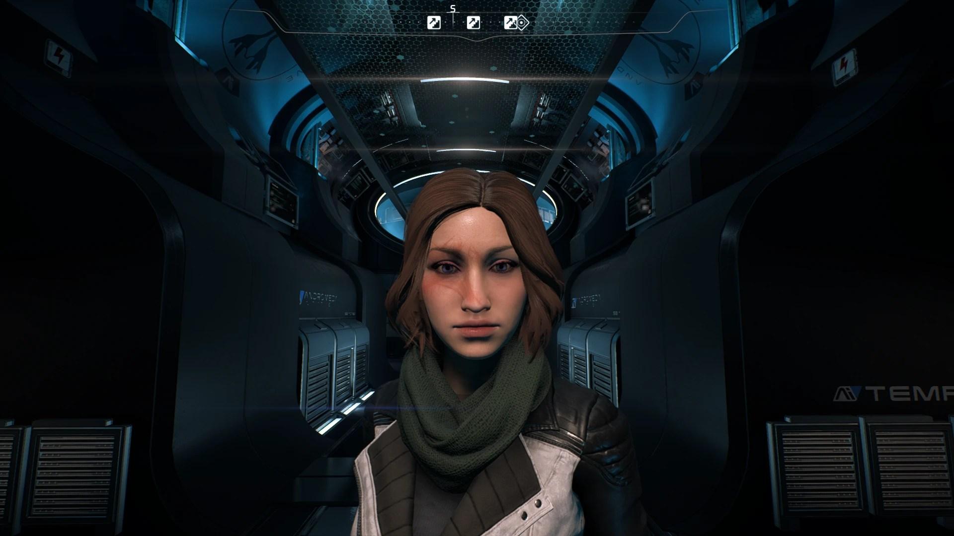 Custom Ryder Sliders - Dana at Mass Effect Andromeda Nexus - Mods and Community
