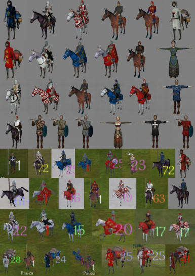 Mount And Blade Warband Map : mount, blade, warband, Icons, Mount, Blade, Warband, Nexus, Community