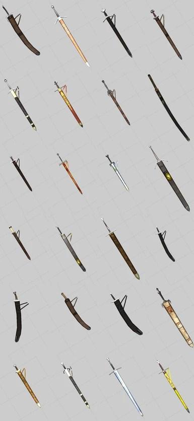 OhagiArmorsPack_ver1.04 at Mount & Blade Warband Nexus