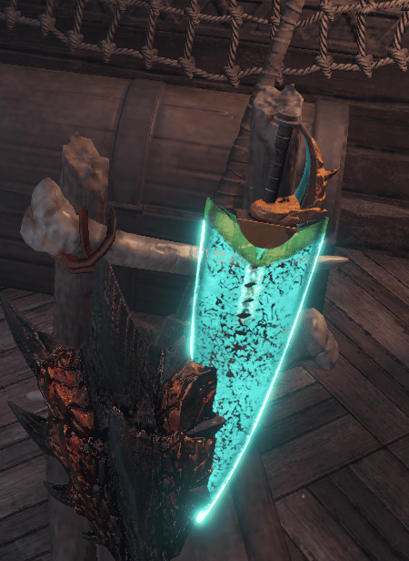 King S Field Moonlight Sword At Monster Hunter World