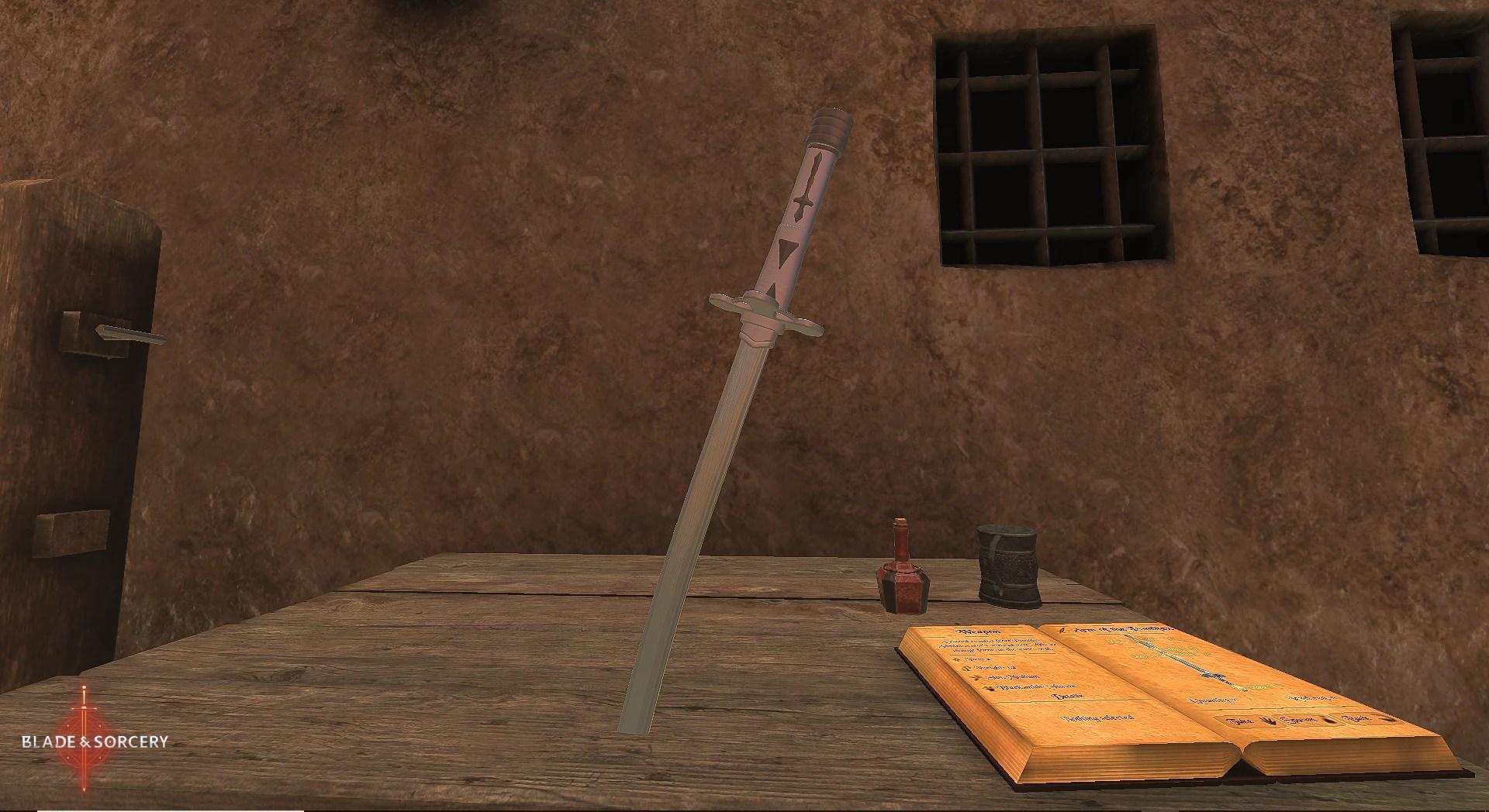 SAO Arm of the Pontifex at Blade & Sorcery Nexus - Mods and community