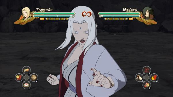 Naruto Storm 3 Young Tsunade Mod - Year of Clean Water