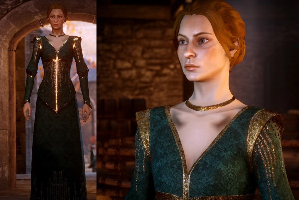 Wedding Dragon Age Inquisition Josephine - Year of Clean Water