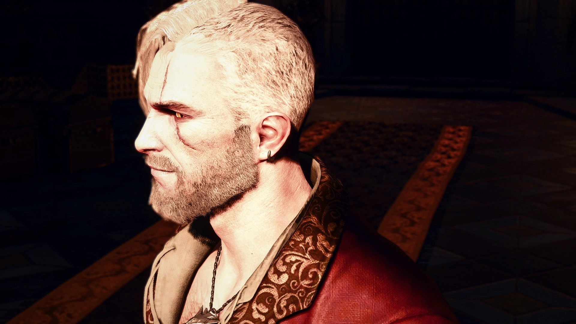 Stylish Hairstyles For Geralt At The Witcher 3 Nexus