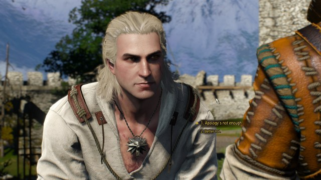 MY TOP 5: Mods For The Witcher 3 - GeekNosh