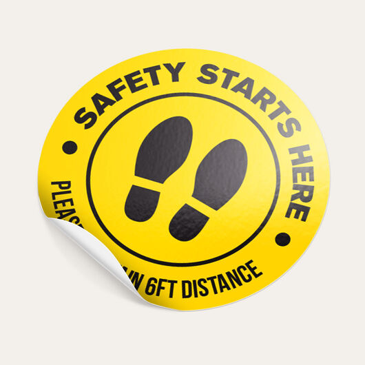 You just need to drag & Custom Floor Graphics Stickers Free Design Proof Uprinting