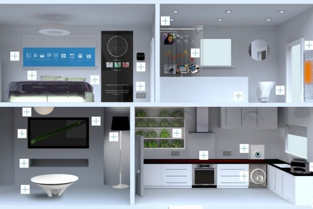 Come vivremo nel 2030 Benvenuti nella casa del futuro