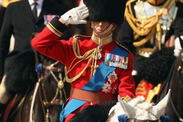 Il Duca di Kent nel 2011.