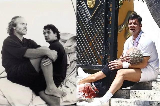 DAmico ex compagno di Versace sulla serie tv con Ricky