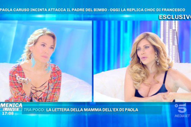 Paola Caruso In Lacrime Francesco Caserta Ha Un Altro