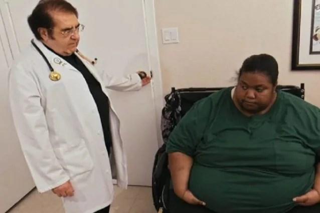 Su Real Time la storia di Kelly Mason, morta durante le riprese di Vite al  limite: pesava 320 kg