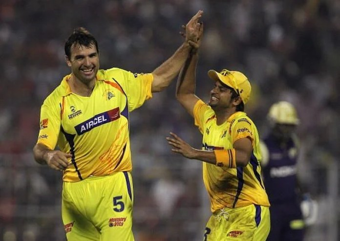 IPL: 5 players you didn't know were once a part of CSK