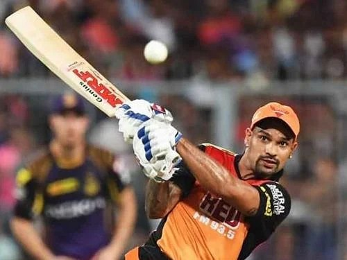 IPL 2019: Top 3 knocks by Shikhar Dhawan in the history of IPL