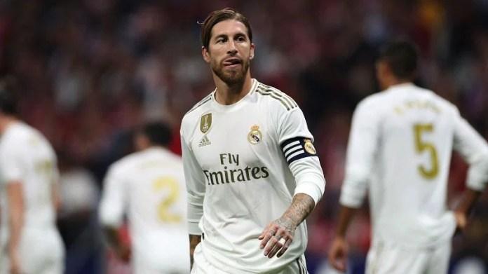 La Leyenda de Sergio Ramos!' - Real Madrid captain and legend teases  official Amazon Prime documentary