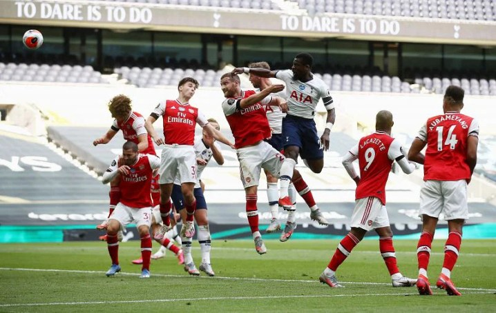Tottenham Hotspur 2-1 Arsenal: 5 Hits and Flops as Toby Alderweireld header gives Spurs crucial North London Derby victory | Premier League 2019-20