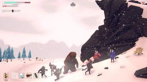 5 Best Games Like Among Us