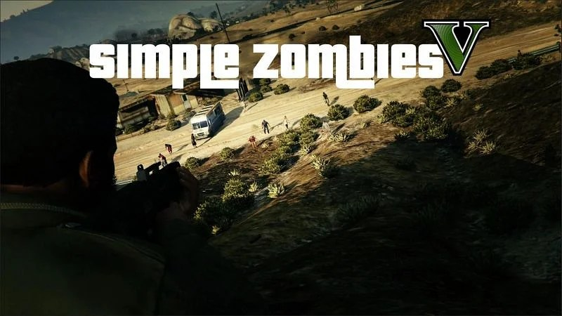 1. Simple Zombies [.NET]