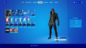 Oliver Queen, aka Green Arrow, is coming to Fortnite