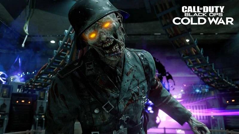 Nuova mappa nella modalità Zombie di COD black ops cold war