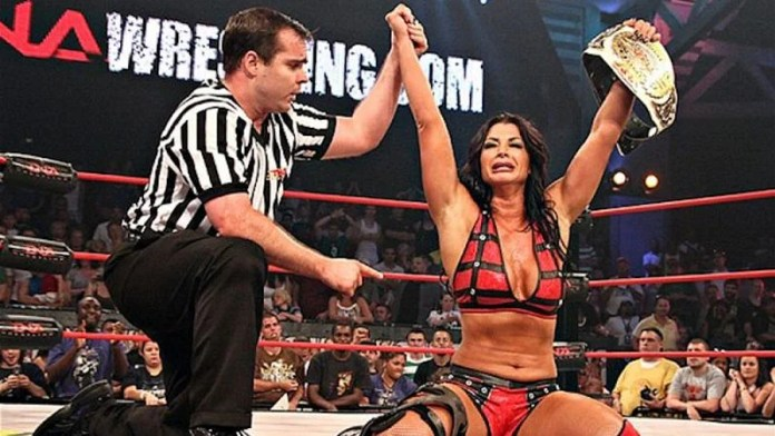 WWE gave Victoria 30 days to learn how to wrestle before signing her