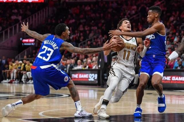 LA Clippers vs Atlanta Hawks: Injury Updates, Predicted Lineups and  Starting-5s - January 26th, 2021 | NBA Season 2020-21