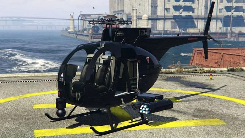 GTA Online: 5 reasons why the Buzzard Attack Chopper is an essential vehicle   Top 5 vehicles in GTA Online in 2021