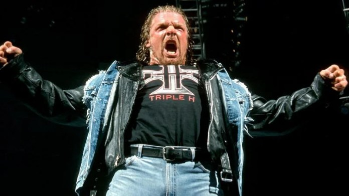 Triple H à la WWE