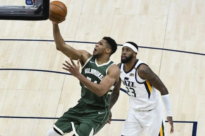 Milwaukee Bucks vs Utah Jazz