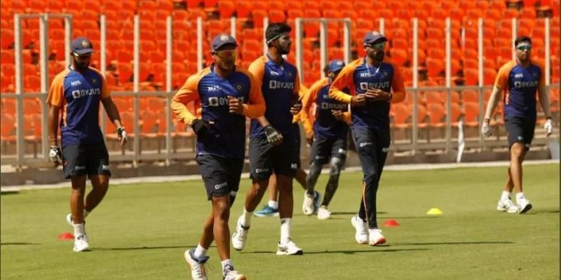 India have been training hard in Ahmedabad