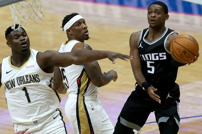 The New Orleans Pelicans have most of their players available for Wednesday
