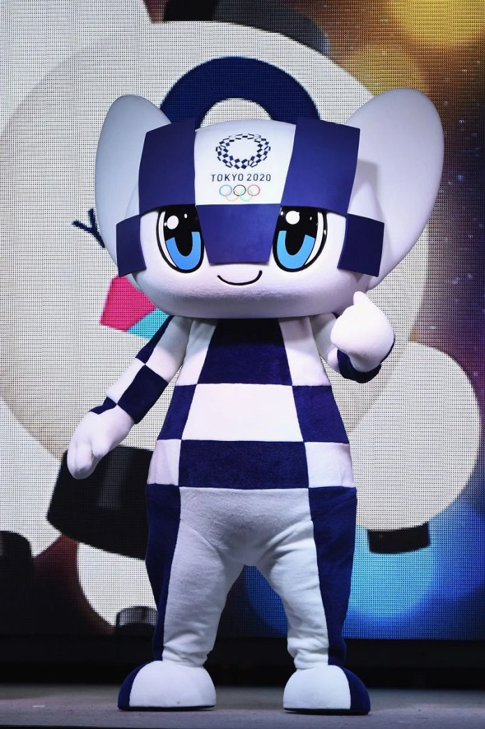 Miraitova is the official mascot for this year
