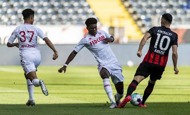 Eintracht Frankfurt v AS Monaco - Friendly Match