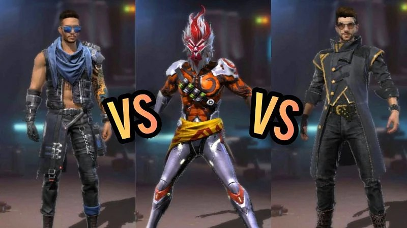 DJ Alok vs Wukong vs Maro: Which Free Fire character is better for the Clash Squad mode?