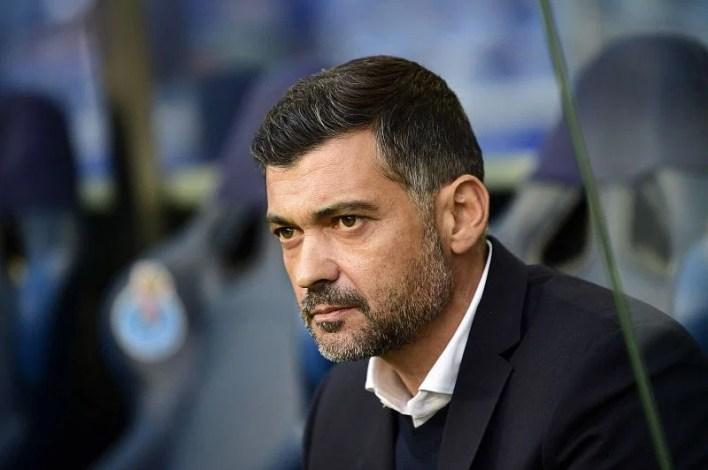Porto were without their highest goalscorer through suspension