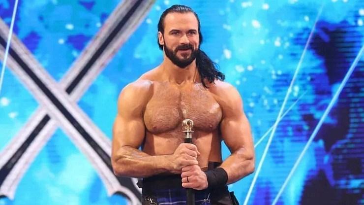 पूर्व WWE चैंपियन ड्रू मैकइंटायर