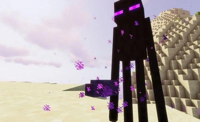 Ender Rivalry (Image via Minecraft)