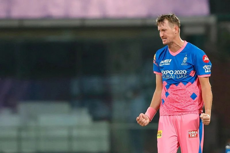 Chris Morris picked up two wickets against the Mumbai Indians (Image Courtesy: IPLT20.com)