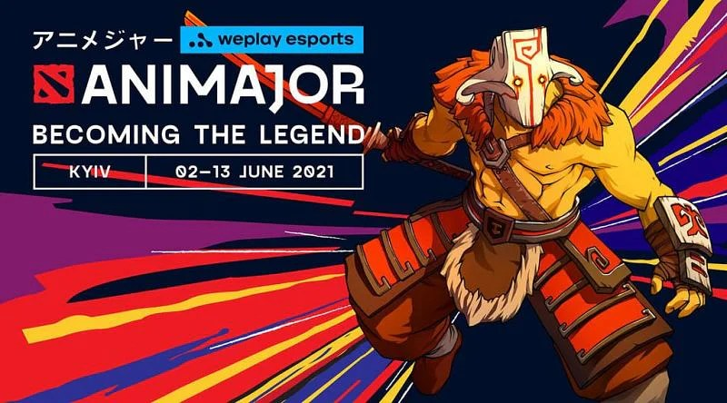 Dota 2 WePlay AniMajor playoffs schedule and teams