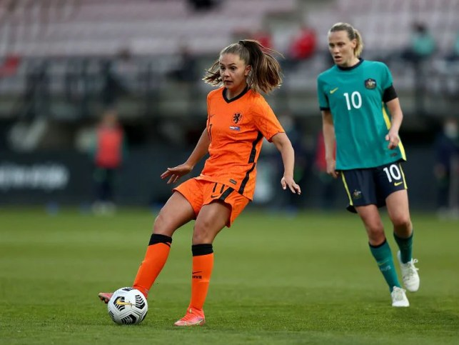 The women of the Netherlands need to win this game
