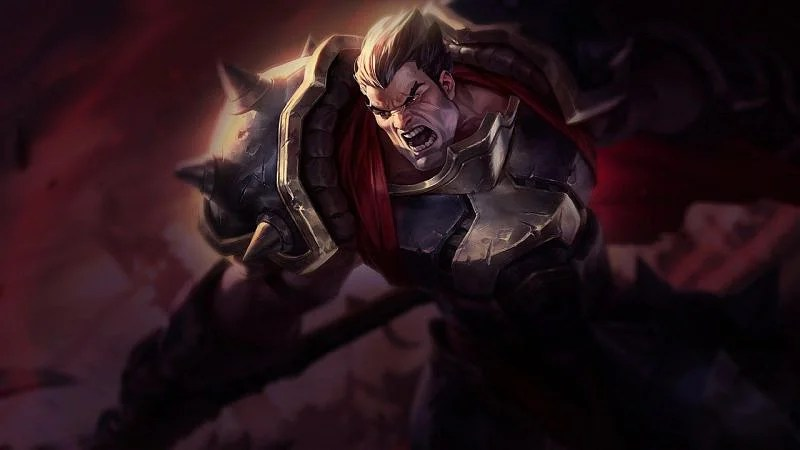 Darius' passive makes him one of the best champions to gain easy elo (Image via League of Legends)