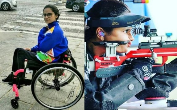All you need to know about Avani Lekhara - India's rifle shooter at the  Paralympics