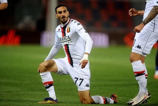 Bologna FC vs. Genoa CFC - Serie A.