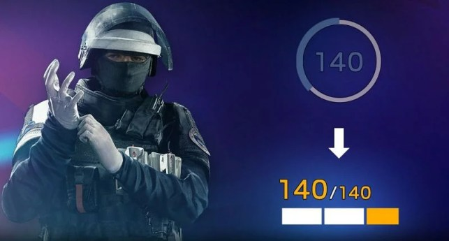 HP changes with Crystal Guard (screen grab via Ubisoft)