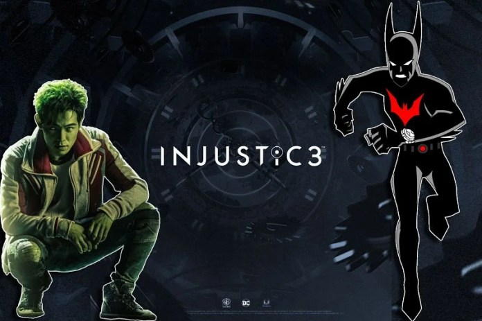 Injustice 3 leaked roster includes Beast Boy and Terry McGinnis' Batman  Beyond