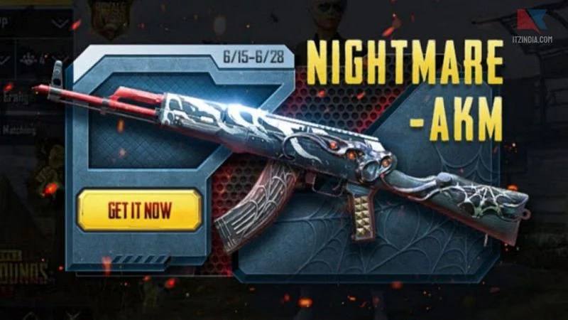 Get a good weapon combo for quicker rank up (Image via Krafton)