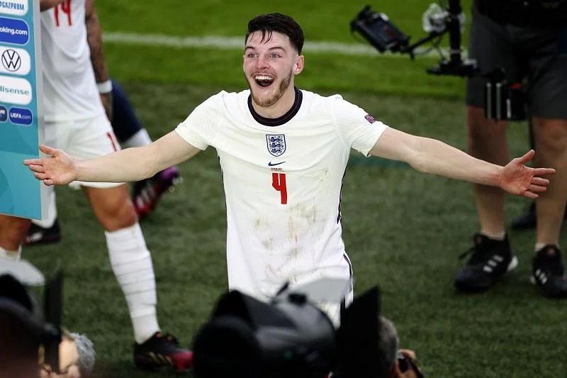 Manchester United will target Declan Rice next summer