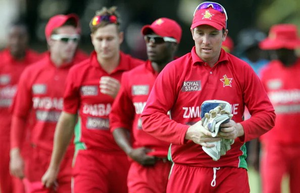Zimbabwe cricketers form 'players union' for salary negotiations. quit practice