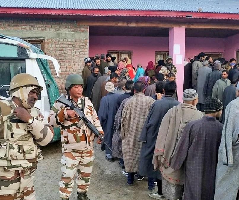 जम्मू-कश्मीर डीडीसी चुनाव में गुपकार अलायंस ने बड़ी जीत हासिल की, भाजपा एकलौती सबसे बड़ी पार्टी बनकर उभरी
